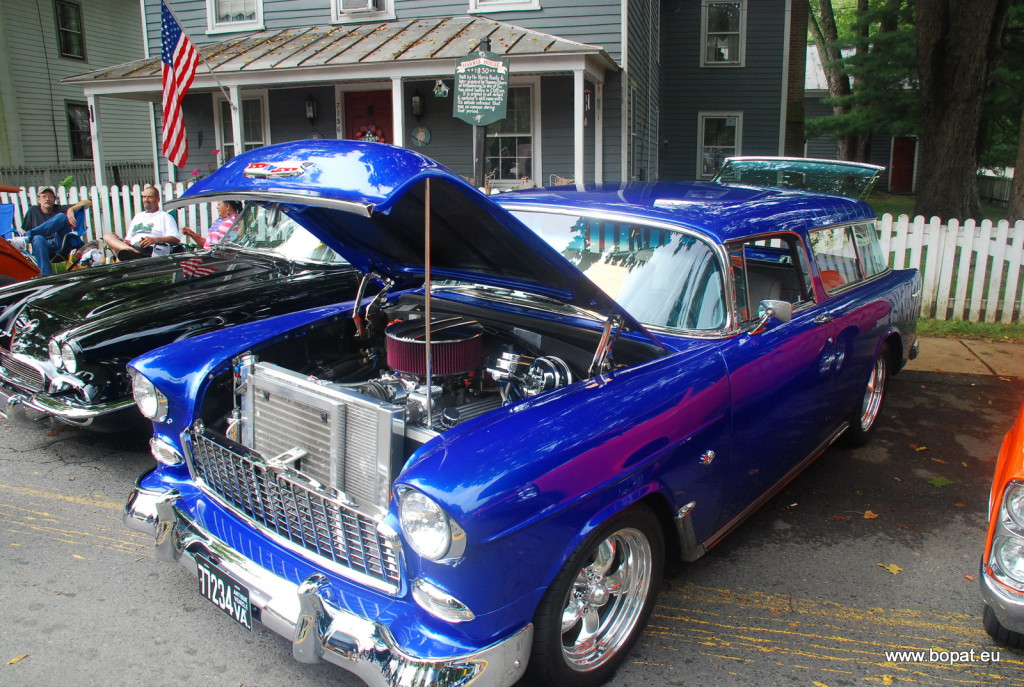 Chevy Bel Air Nomad