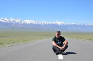 Mongolia roads