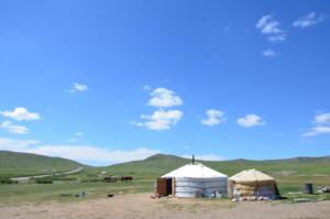 Mongol jurta